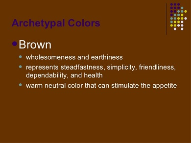 the-psychology-of-color-brown