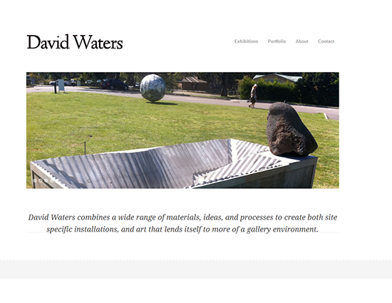 david-waters-sculpture