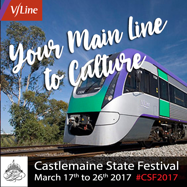 The Castlemaine State Festival 2017