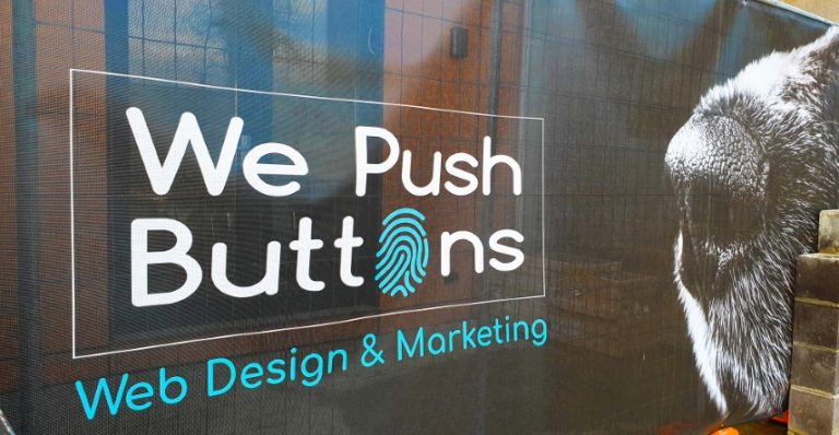 We-Push-Buttons-banner-thumb-print-logo-and-dogs-nose